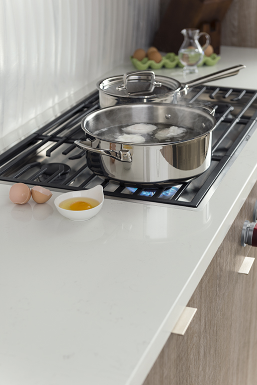 poached egg stockpot