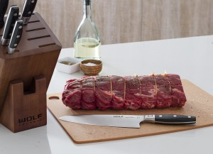 Confidence in Every Step: Roasted Beef Tenderloin | Wolf Gourmet