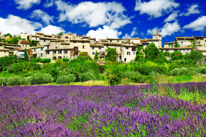 scenery of Provence
