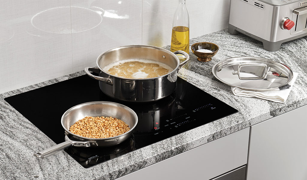Cooktop orzo