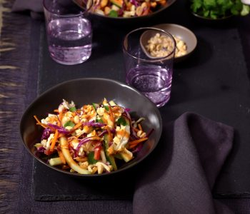 Napa Cabbage Salad | Wolf Gourmet