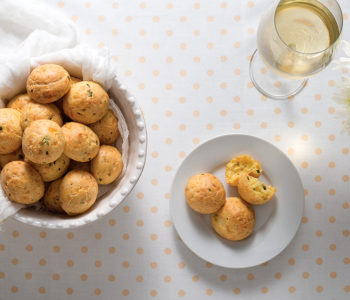 gougeres | Wolf Gourmet