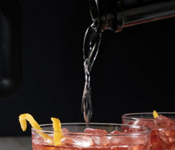 Prosecco Punch | Wolf Gourmet blog