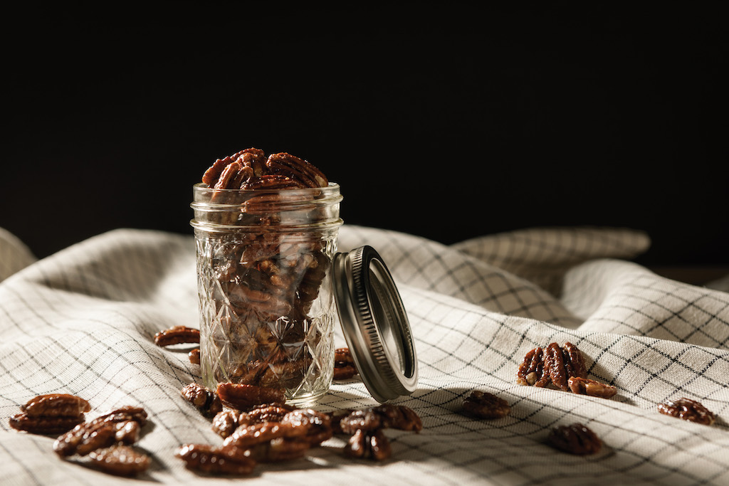 Candied Pecans | Wolf Gourmet