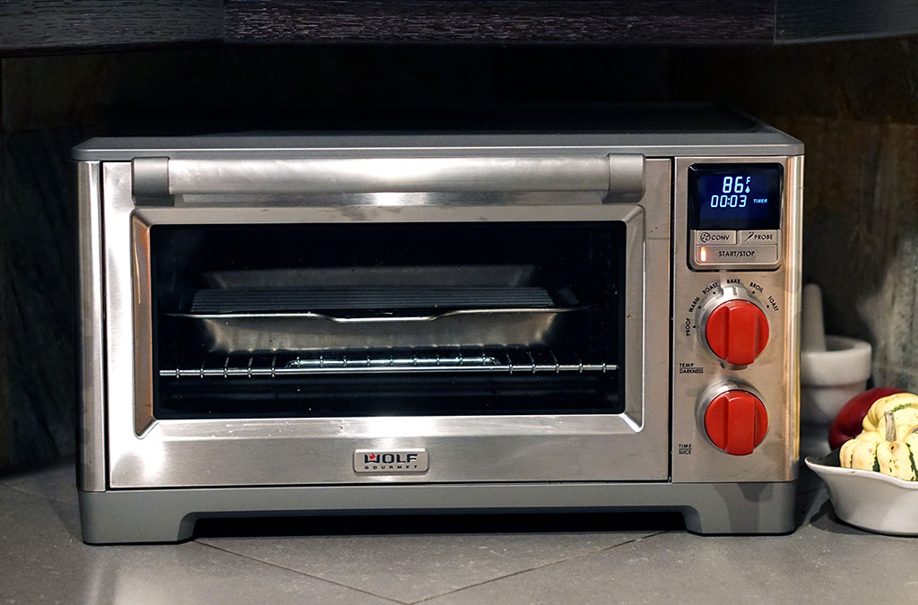 Wolf Gourmet Countertop Convection Oven : Flatbread Pizzas from Lenas Kitchen Wolf Gourmet Blog