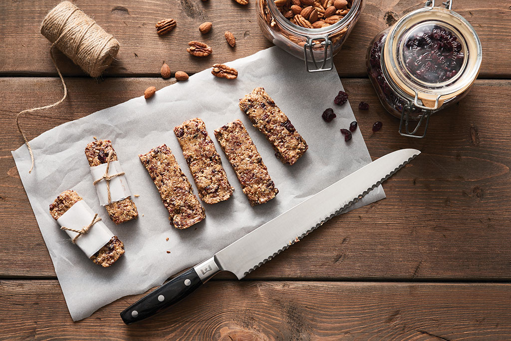 Go Anywhere Granola Bars Wolf Gourmet Blog