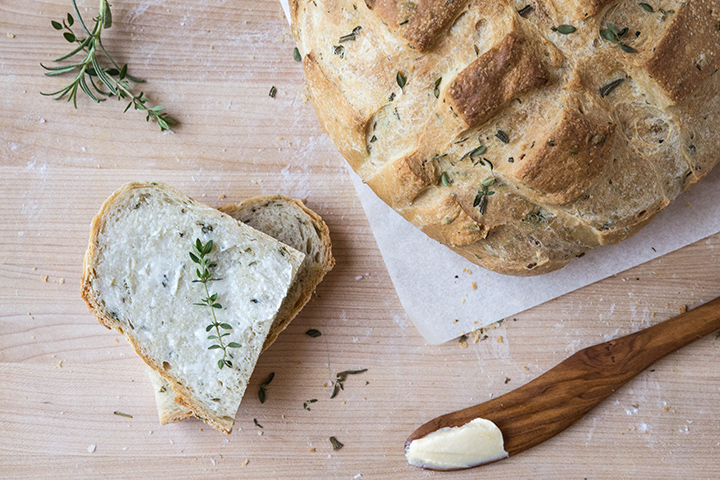 Fresh Herb Bread | Wolf Gourmet