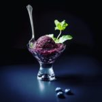 Lemon Blueberry Sorbet | Wolf Gourmet